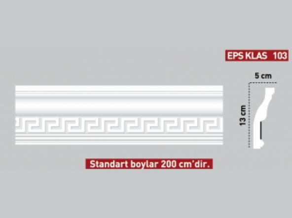 Karsis EPS Klas 103 Desenli Kartonpiyer