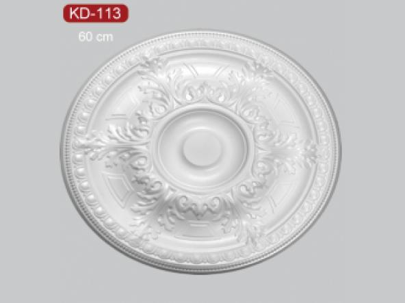7 ADET KARSİS OSMANLI MOTİF Tavan Lamba Avize Göbeği Büyük KD-113