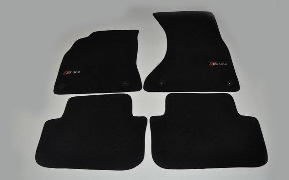 Audi A5 2007-2016 Halı Paspas Seti Araca Özel