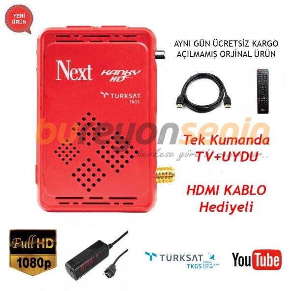 Next Kanky Full Hd 2019 Yeni Uydu Alıcı
