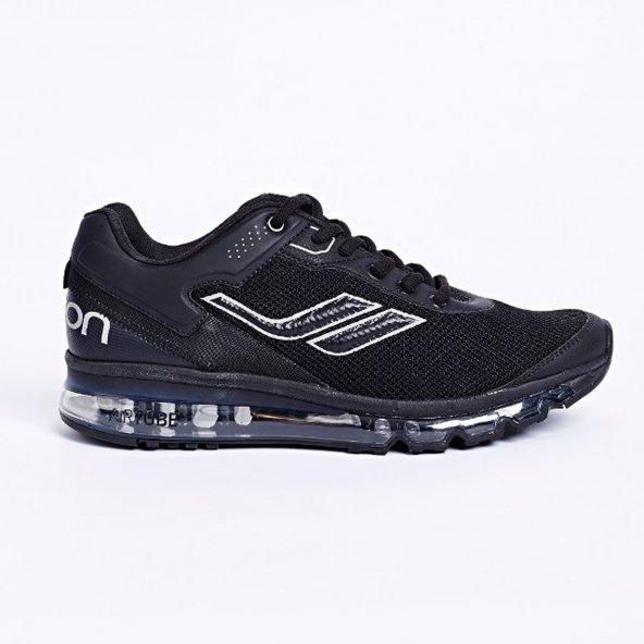 LESCON L-4504 Airtube Siyah Erkek Spor Ayakkabı