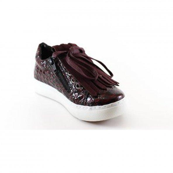 Miss Harli Brava Kız Çocuk Püsküllü Ayakkabı 26-30