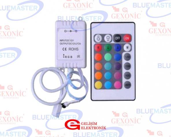 RGB KONTROL KARTI MY G IR02A