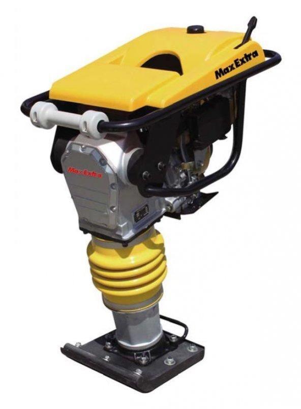 MAX EXTRA Benzinli Tokmak Kompraktör (Zıp Zıp) Honda Gx 160 Motorlu 5.5 Hp