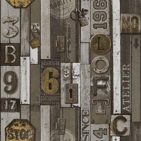 1049A New Art Duvar Kağıdı