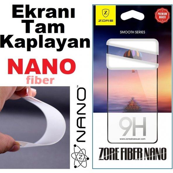 Huawei Mate 10 Lite Tam Kaplayan Nano Ekran Koruyucu (Videolu)