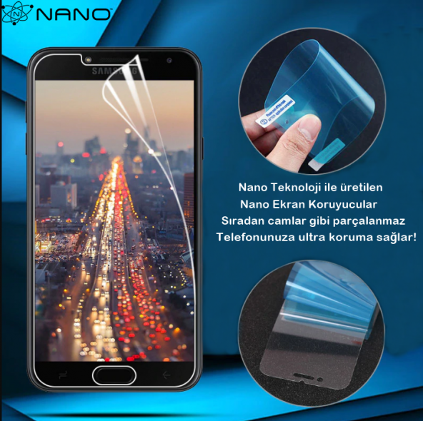 Xiaomi Redmi Note 5A Nano Cam Ekran Koruyucu