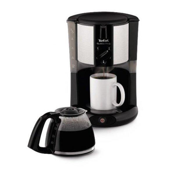 Tefal Subito Mug Siyah Filtre Kahve Makinesi