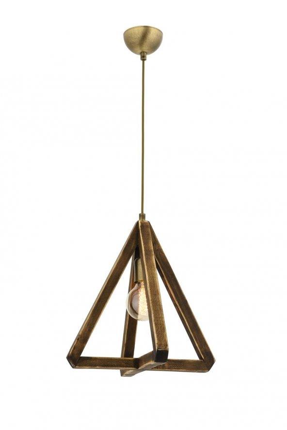 AVONNI AV-1655-1E Eskitme Kaplama Modern Avize