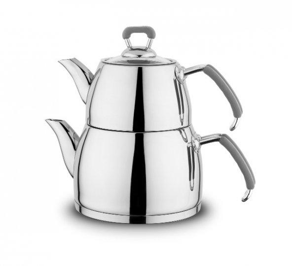 Schafer Perfect Çaydanlık - Füme