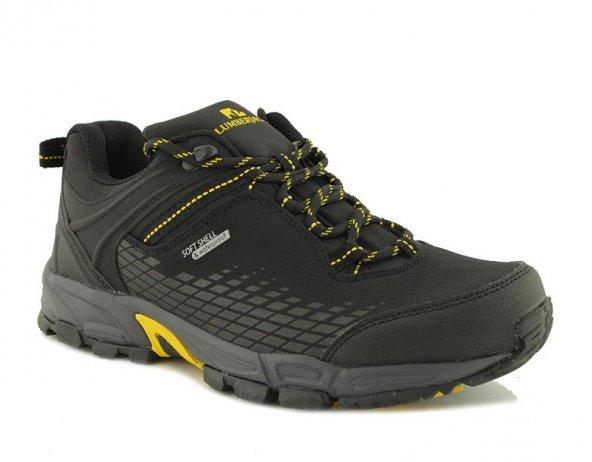 Lumberjack Flake-G 9Pr 100420763 Waterproof Siyah Ayakkabı