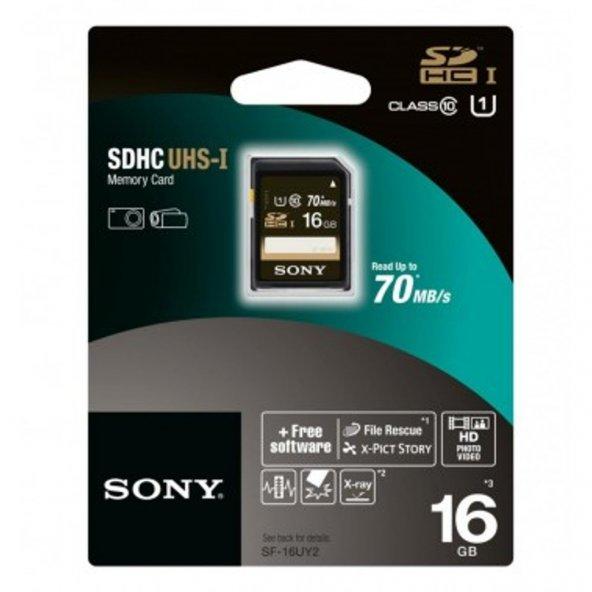 Hafıza Kartı Sony 16 GB SD Kart