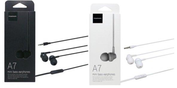 Kulaklık - Powerway A7 Mini Bass