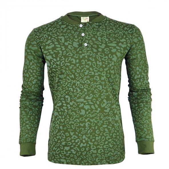 4003 Ay Yaka Haki Uzun Kol Sweatshirt XL