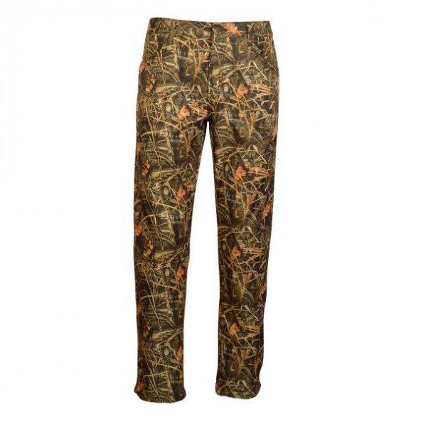 1013 Sazlık Desen Softshell Pantolon 38 Beden