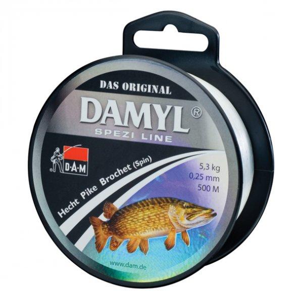 3101025 DAMYL Turna Makara Misina 500 mt 0.25 mm