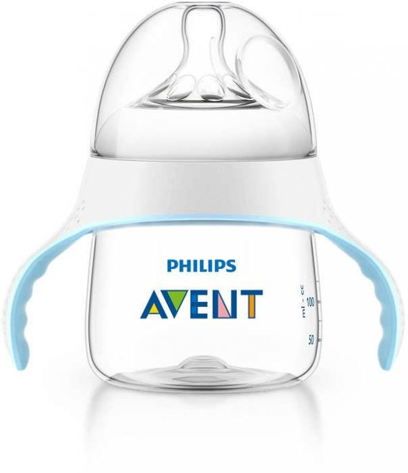 Philips Avent Eğitici Biberon Natural 4 Ay+ 150ml SCF251/00