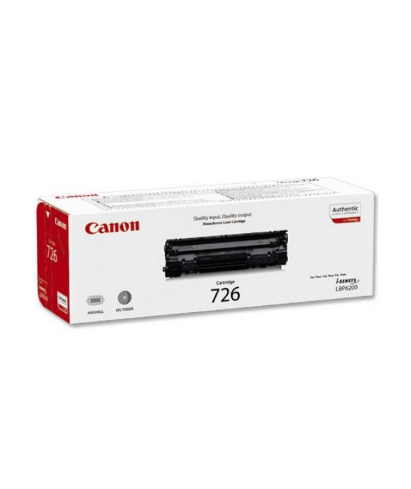 Canon CRG 726 Toner - 3483B002