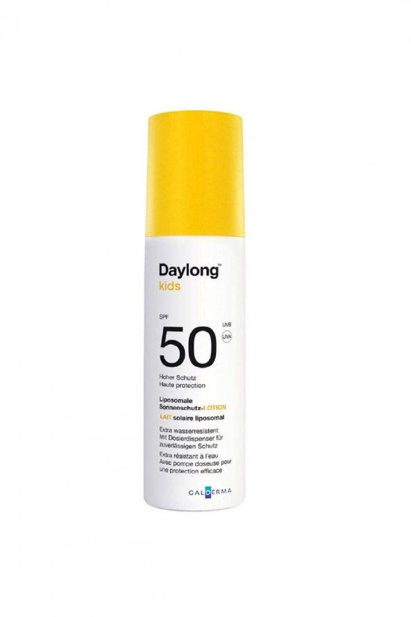 Daylong Kids Güneş Losyonu Spf50 150ml
