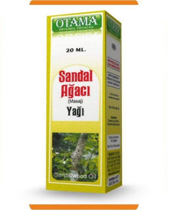 biotama sandal ağacı yağı