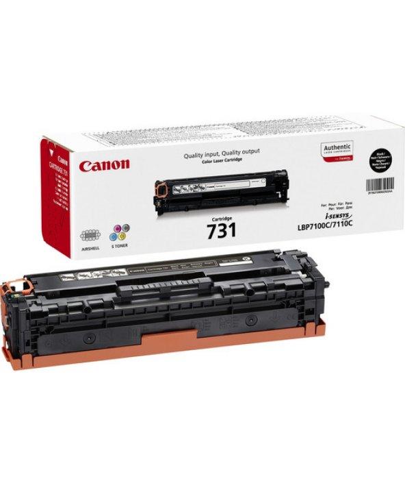 Canon CRG-731 BK Toner Kartuş 6272B002