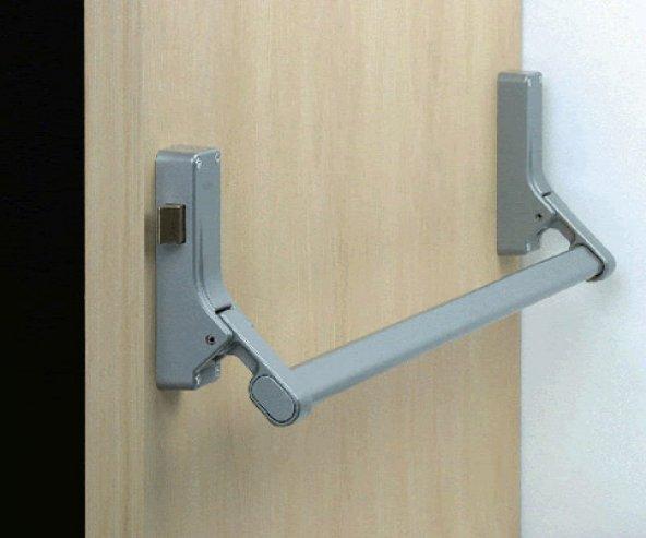 Yuma Panik Bar - Acil Çıkış Kapısı Kilidi - TSE Belgeli