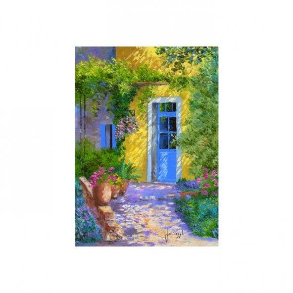 Jean Marc Janiaczyk Kanvas Tablo 60X90 Cm