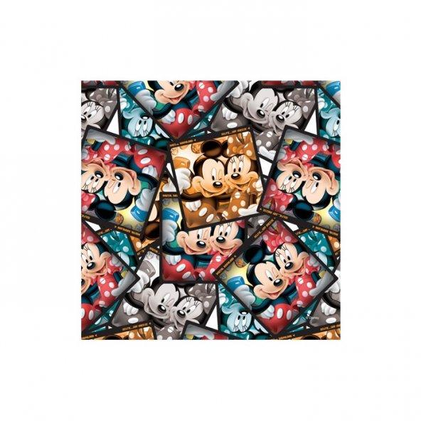 Mickey-2 Canvas Tablo 40X40 Cm