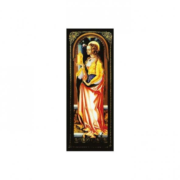 Royal Woman Kanvas Tablo 40x120 Cm
