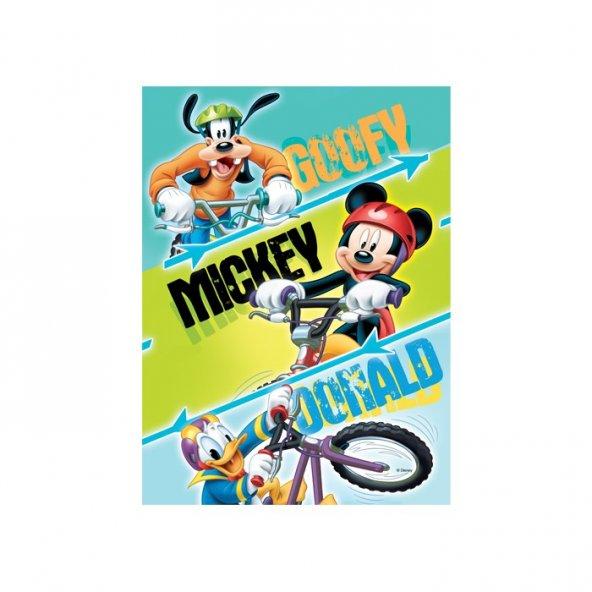 Mickey-1 50x70 cm Kanvas Tablo