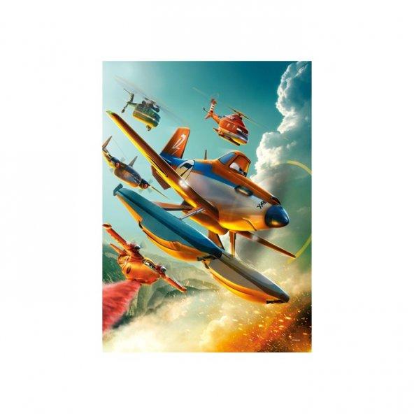 Planes-2 50x70 cm Kanvas Tablo