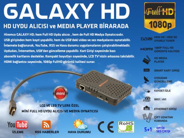 HİREMCO GALAXY HD