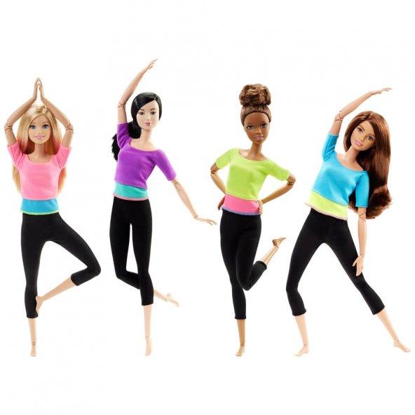 Barbie Sonsuz Hareket DHL81
