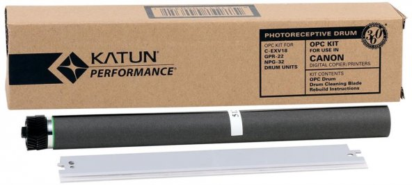 35272-Canon IR-1018 Katun Drum Kit IR-1020-1022-1023-1024-1025