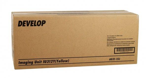 Develop IU-212Y Orjinal Sarı Drum Unit  İneo +200