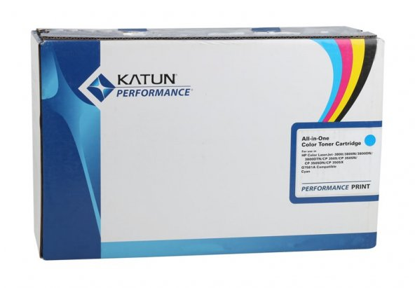 HP Q6471A Katun Mavi Toner LaserJet 3600dn-3800n-CP3505 (CRG-711)