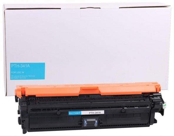 HP CE341A (651A) Polytoner Mavi (M775) (16k)