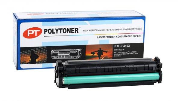 HP CF410X Polytoner Siyah M452-M477 (CF377A-CF378A-CF379A-CF388A-