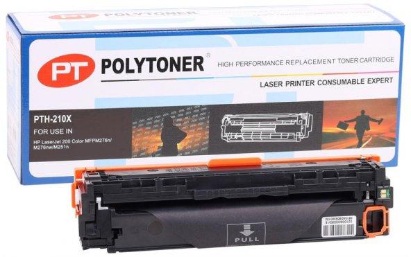 HP CF210X (131X) Polytoner Siyah Pro 200 Color Mfpm 276n-M276nw-M