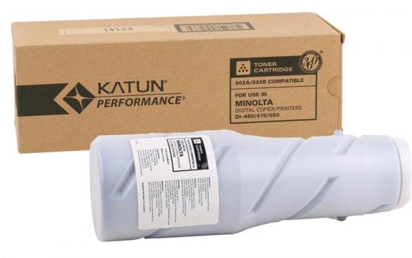22085-Konica Minolta  502B Katun Toner DI450-470-550