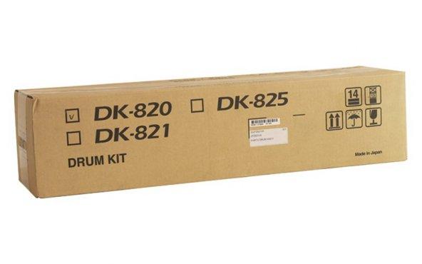 Kyocera Mita DK-820 Orjinal Drum Unit Siyah KM-C 2520-2525-3525-4