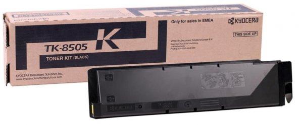 Kyocera Mita TK-8505 Orjinal Siyah Toner Taskalfa 4550ci-4551ci-5