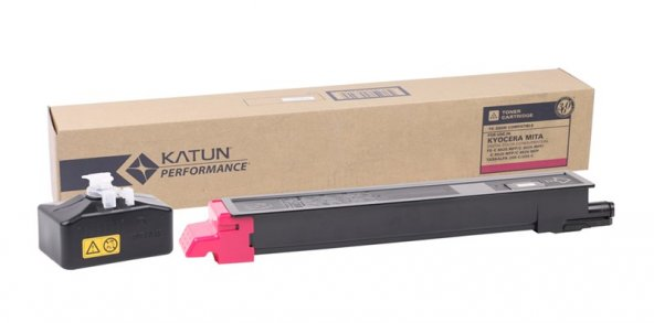 47127-Kyocera Mita TK-895 Katun Kırmızı Toner FS-C 8020-8025-8520