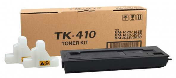 Kyocera Mita TK-410 Smart Toner KM1620-1635-1650-2020-2035-2050