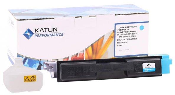 43823-Oliveti Mavi Toner  D-Color MF 2603-2604-2613-2026 (TK-590)