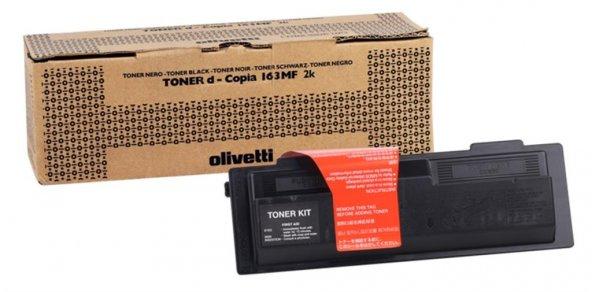 Olivetti D-Copia 163MF-164MF-18MF Orjinal Toner (2.000 Sayfa) (B0
