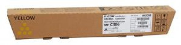 Ricoh MP-C 306-C406 Orjinal Sarı Toner  (842098)