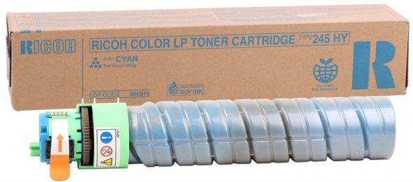 Ricoh SP-C 420-400-410-411 Type-245 Orjinal Mavi Toner (888315)