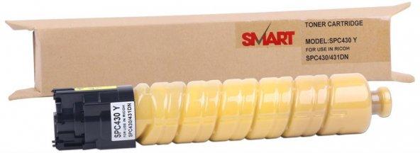Ricoh SP-C 430DN-431DN-440 Smart Sarı Toner