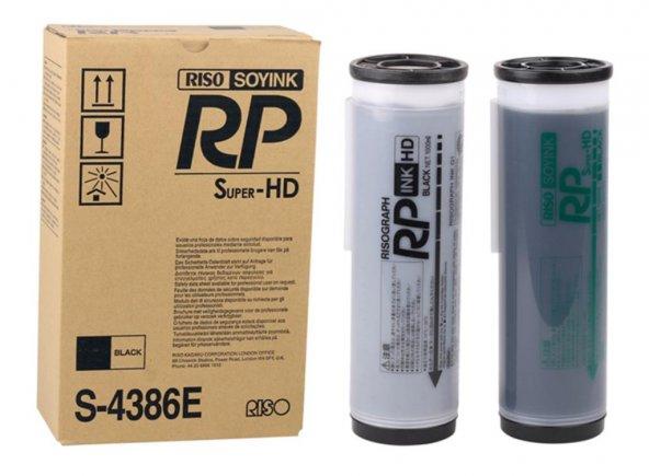 Riso (S-4386) Orjinal Mürekkep RP-3100-3700-3790 (Adet fiyatıdır)
